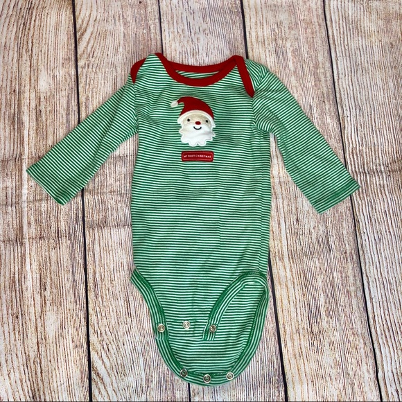 child of mine Other - Carter's Child of Mine First Christmas Onesie